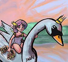 Swanrider by Stacie Arellano