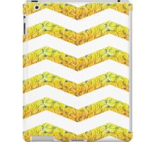 Banana Chevron iPad Case/Skin