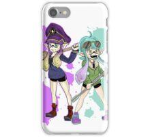 Splatoon - Dynamic Duo  iPhone Case/Skin