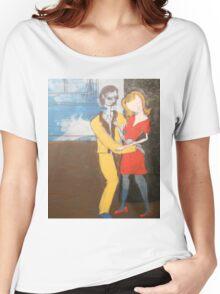 Beatnick scene Women's Relaxed Fit T-Shirt