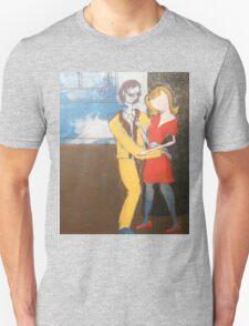 Beatnick scene Unisex T-Shirt