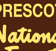 Prescott National Forest Sticker