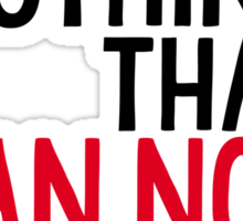 Mark Twain Book Lovers Inspirational Typography Sticker