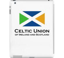 Celtic Union iPad Case/Skin