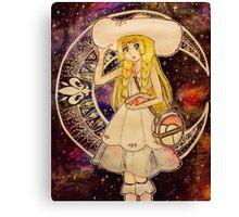 Pokemon Moon - Lillie Canvas Print