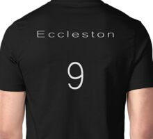Christopher Eccleston 9th Doctor Jersey Unisex T-Shirt