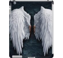 Aion white wings iPad Case/Skin