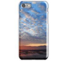 Smokey Mountain Sunrise iPhone Case/Skin