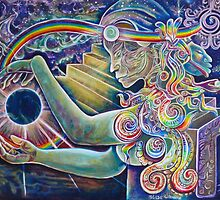 Eclipsial Moment of Infinite Potential by Melissa Shemanna