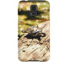 Cute Little Turtle  Samsung Galaxy Case/Skin