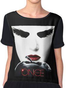 Once Upon a Time, Season 5, Black Swan, Black Apple, dark swan, OUAT Chiffon Top