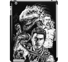 Jurassic World Fanart iPad Case/Skin