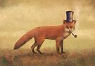 Crazy Like a Fox by Terry  Fan