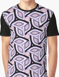Abstract eyes and patterns Graphic T-Shirt