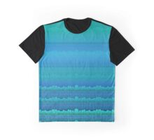 blue wave 2 Graphic T-Shirt