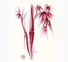 Inspiration - Sumie ink brush zen bamboo painting Unisex T-Shirt