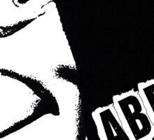 Abby Normal Sticker