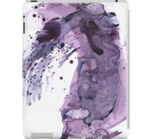 Oil and Water #99 iPad Case/Skin