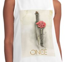 Once Upon a Time,  Dagger Rose, OUAT Contrast Tank