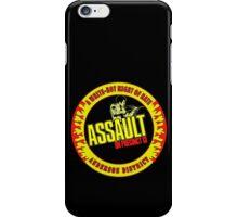 Assault on Precinct 13 Colour iPhone Case/Skin