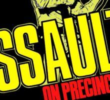 Assault on Precinct 13 Colour Sticker