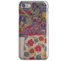 Dried flowers iPhone Case/Skin