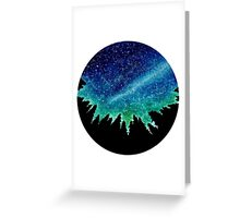 Summer Nights Greeting Card