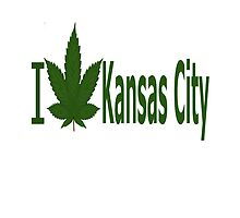 I Love Kansas City by Ganjastan