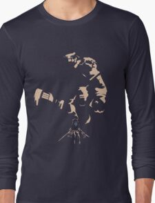 Attack on Colossus Long Sleeve T-Shirt