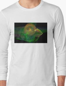 The Parrot By The Harbour Long Sleeve T-Shirt