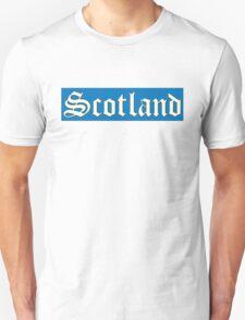 Old scotland Unisex T-Shirt