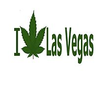 I Love Las Vegas by Ganjastan