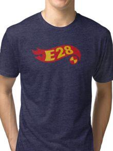 E28 hot wheels Tri-blend T-Shirt