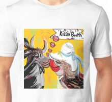 Cow Kiss Unisex T-Shirt