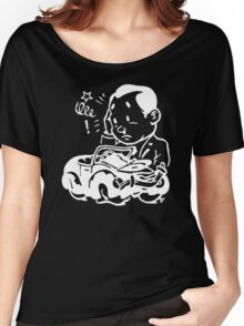 Crashed Car Women's Relaxed Fit T-Shirt