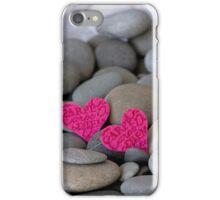 Pink Heart iPhone Case/Skin