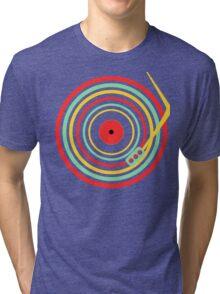 Record Rings Tri-blend T-Shirt