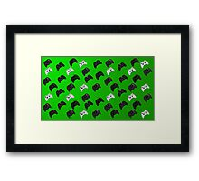 Gamer's Tools 3 Framed Print