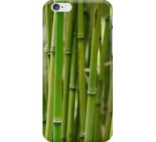 Green Bamboo iPhone Case/Skin