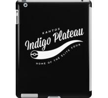 Indigo Plateau iPad Case/Skin