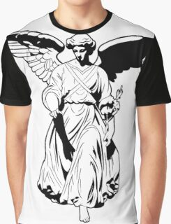 Central Park Angel Graphic T-Shirt