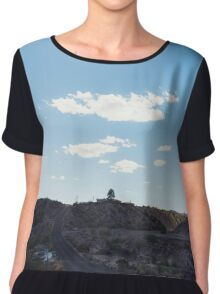 TORC Magritte Chiffon Top