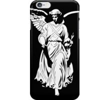 Central Park Angel iPhone Case/Skin