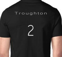 Patrick Troughton 2nd Doctor Jersey Unisex T-Shirt