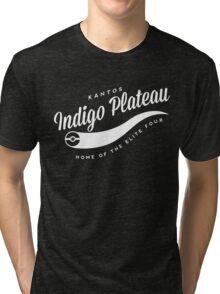 Indigo Plateau Tri-blend T-Shirt