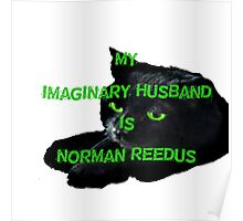 My Imaginary Husband Is Norman Reedus Poster
