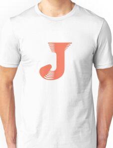 "6XS Series - ""J"" Unisex T-Shirt"