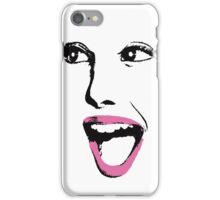 Super Pop Star Smile iPhone Case/Skin