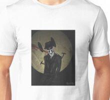 Rorschach-Watchmen Unisex T-Shirt