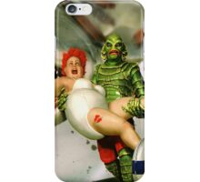 Lagoon Monster- Funny iPhone Case/Skin